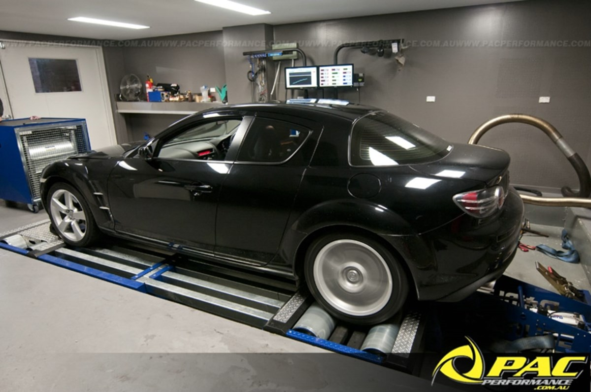 Stage 1 Rx8 Upgrade Pac Performance Racing 2007 Mazda Rx 8 Fuel Filter Location With These Three Basic Efficiency Modifications We Were Able To Unleash A Solid 19hp At The Wheels And While It May Not Seem Like Huge Increase Compared