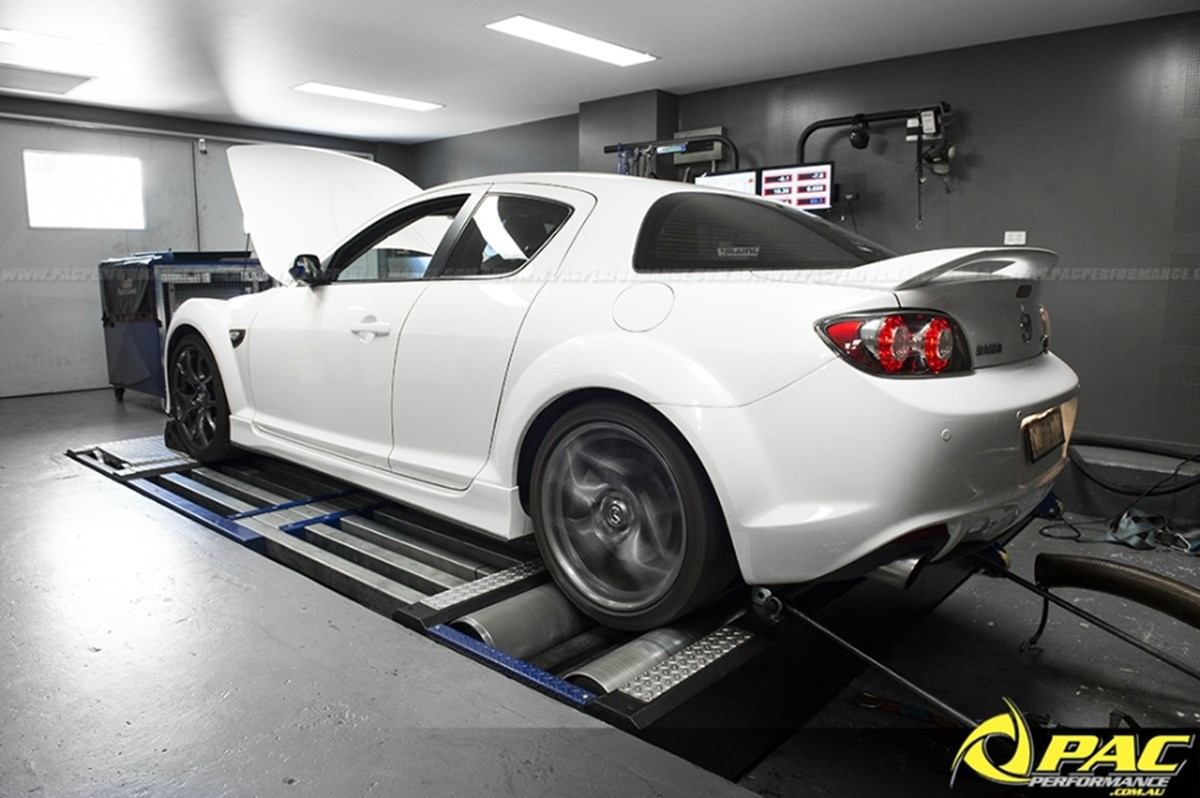 RX8 STAGE 1 POWER UPGRADE DELIVERS RESULTS  Pac Performance