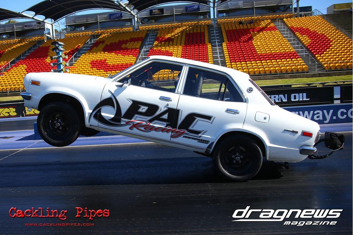 PAC STREET CARS PB @ TEST & TUNE  Pac Performance Racing